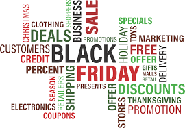 It's Black Friday – And It's A Madhouse Out There