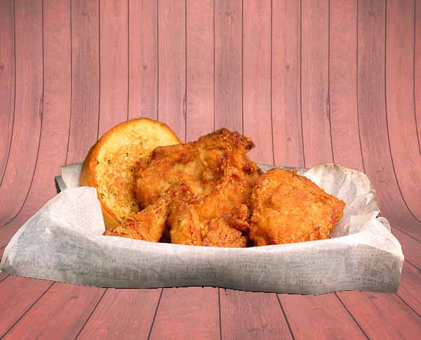 We have THE BEST fried chicken too