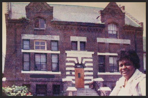 Today We Honor Omaha's Mrs. Bertha Calloway